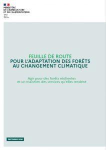 Feuille de route pour l'adaptation des forêts au changement climatique